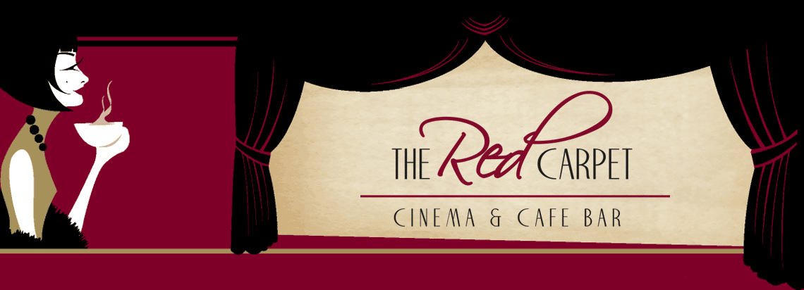 The Red Carpet Cinema and Cafe Bar - Logo